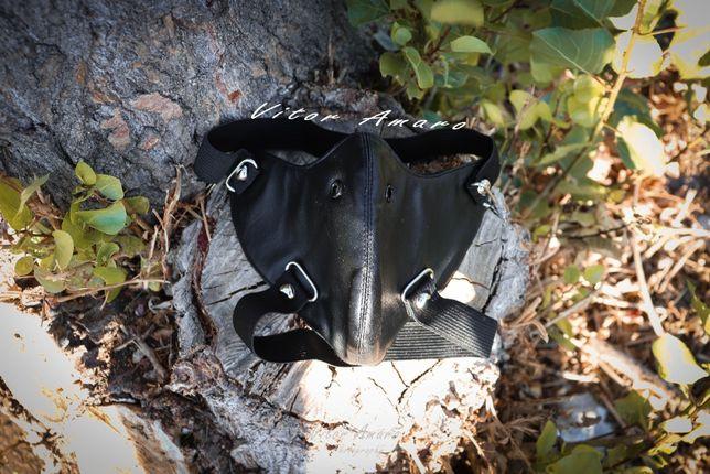 Mascara para Capacete Aberto (Mota Cafe Racer/Scrambler)|NOVA