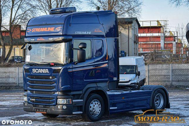 Scania R450 Euro 6 / Bez Egr-A / Topline / Ogrzewanie Postojowe /