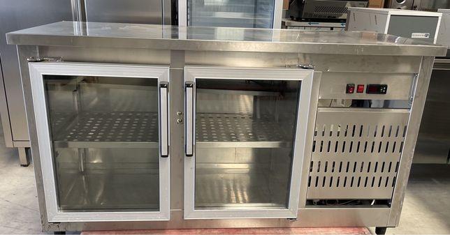 Bancada horizontal refrigerada