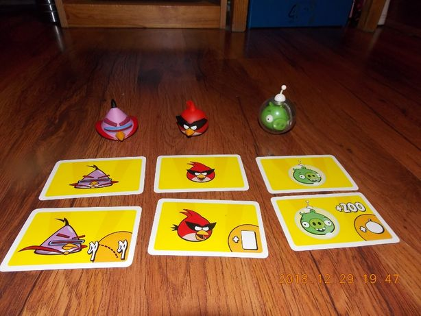 Angry Birds trzy pak Space BBN 55
