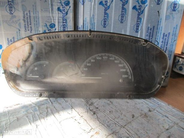 Quadrante QUA1703 FIAT / BRAVA / 1995 / 1.4i / KM/H / digital /