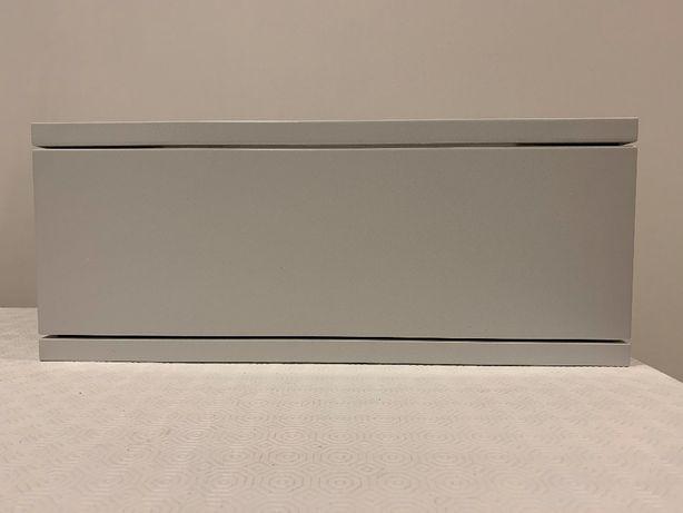 Mesas de cabeceira suspensas cinzentas | Novas
