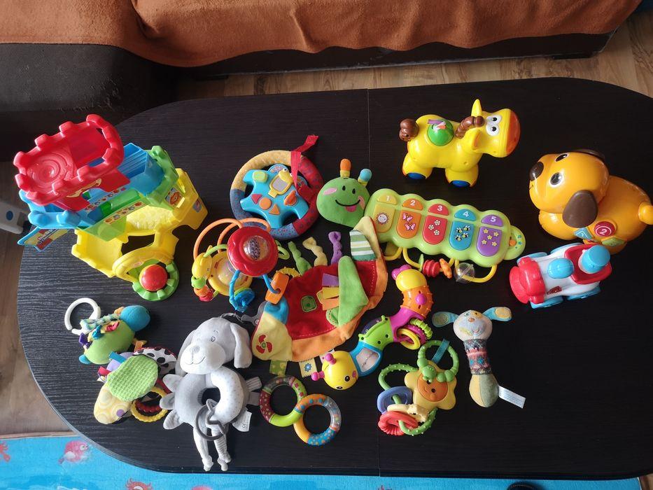 Zestaw zabawek niemowlęcych Chełmsko Śląskie - image 1