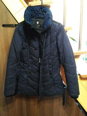 G-Star Raw женская зимняя тёплая куртка размер S. 44