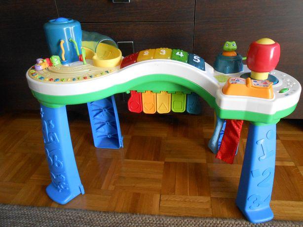 Stolik edukacyjny, pianino firmy LEAP FROG