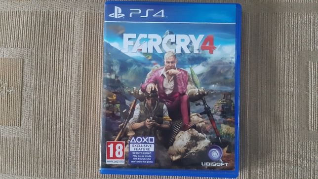Far Cry 4 PS4 PL
