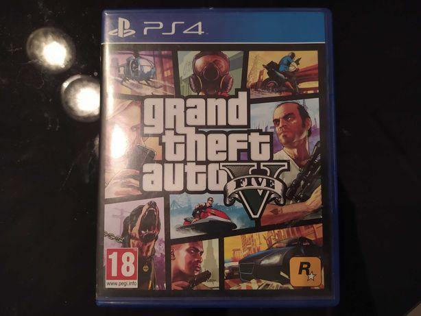 GTA V na PS4 super stan