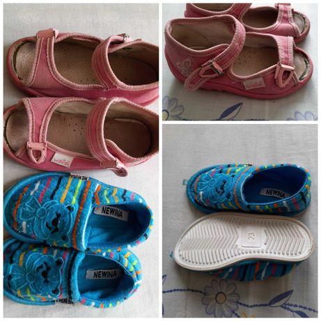 Лофтеры, босоножки, текстильные тапочки, ботинки, обувь для девочки
