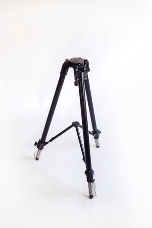 Manfrotto statyw 528XB Pro Video Heavy bez głowicy