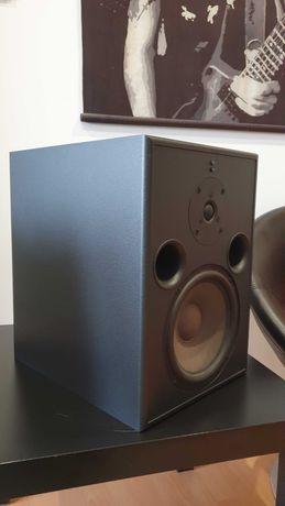 Monitory by Sveda Audio + gratis wzmacniacz HK 610
