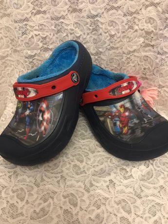 Crocs  Marvel, J 2, оригинал.