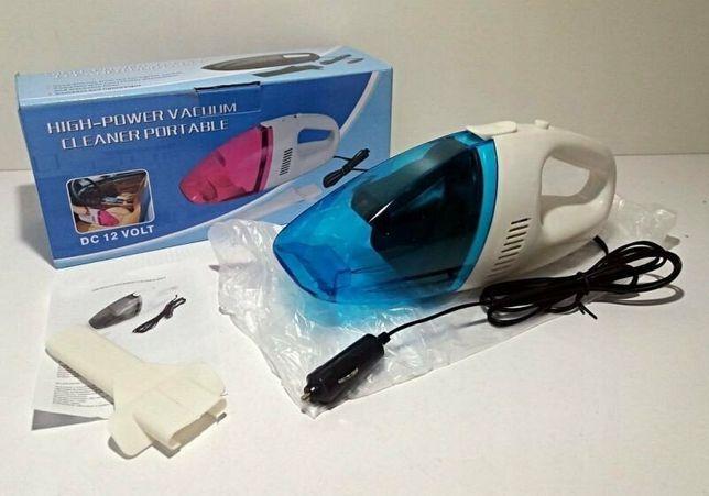 Автомобильный пылесос Portable Vacuum Cleaner