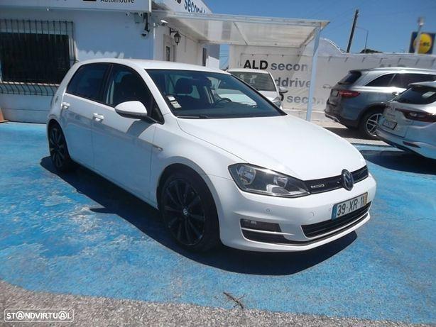 VW Golf 1.6 TDi BlueMotion Confortline