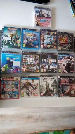 Gry na PS3 GTA inne batel