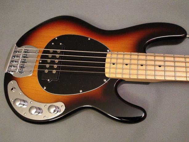 Harley Benton MB-5 SB-5 strunowa gitara basowa-typ Music Man Stingray