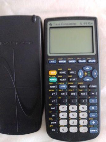 Calculadora cientifica Texas instruments TI-83 Plus