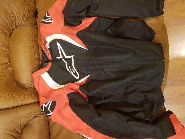 Мото куртка летняя Alpinestars T-Jaws оригинал, р-р L , + защита груди