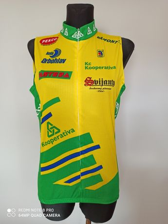 KALAS Koszulka kolarska na rower męska rozm.L. OKAZJA!!!