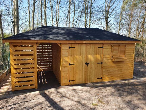 Domek ogrodowy 3x6 Altana Producent Wiata Gospodarczy EKSPRESOWO