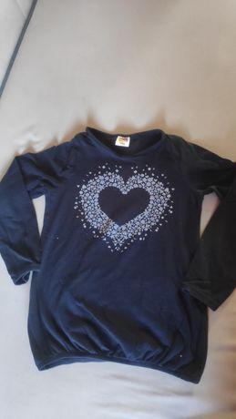 Koszulka z długim rękawem rozmiar 140