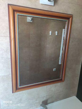 Espelho de Parede *COMO NOVO*