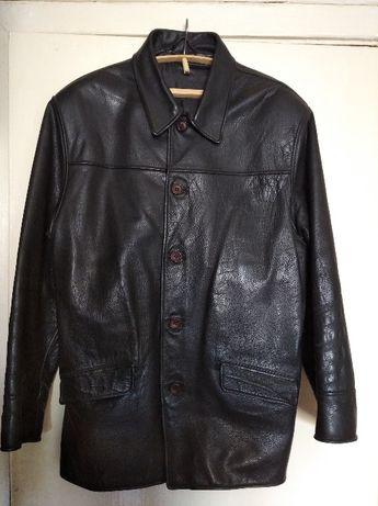 Кожаная (натуральная) куртка Celio (48-50р)