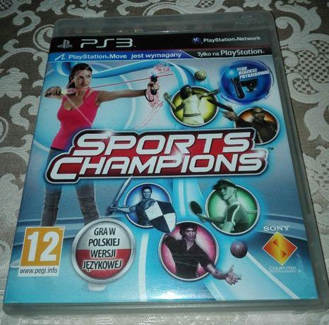 Sports Champions PS3 - gra