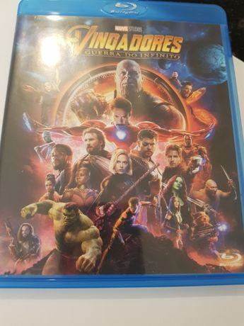 Avengers Infinity War blu ray