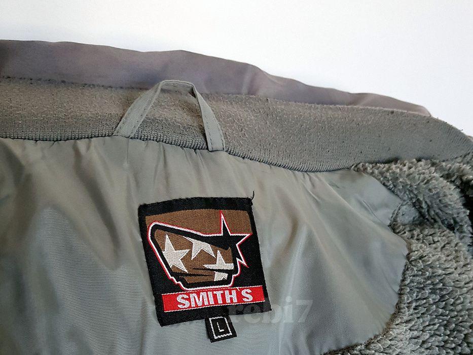 Smith's sportowa zimowa kurtka z kapturem rozm. L Katowice - image 1