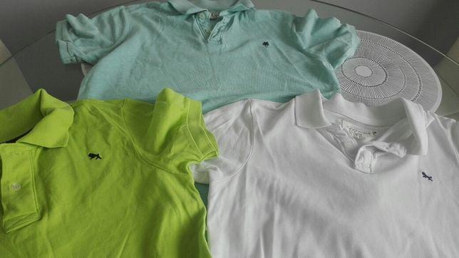 Koszulki polo h&m 158/164