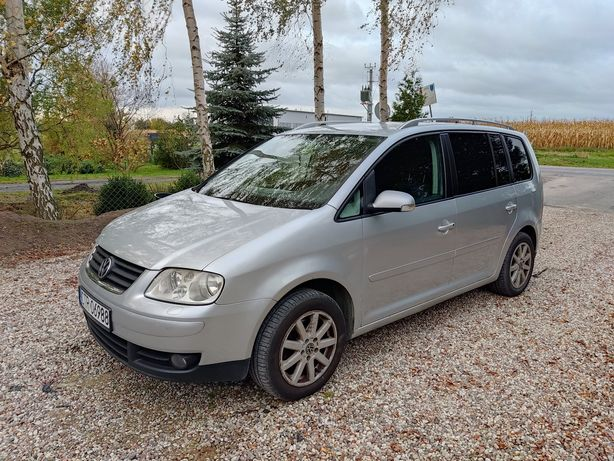 Volkswagen Touran 1,9 TDI 7 osobowy