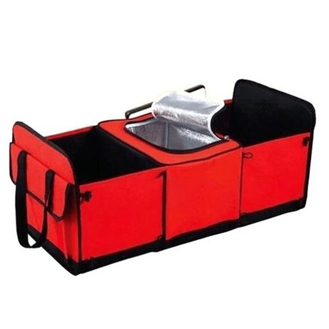 Термо сумка для авто/органайзер/переносной холодильник/Trunk