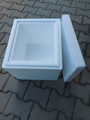 Pudełko styropianowe styrobox