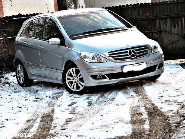 Mercedes-Benz Klasa B 140KM Super Stan100% Bezwypadkowy Serwisowany Max Wyposażony ! ! !
