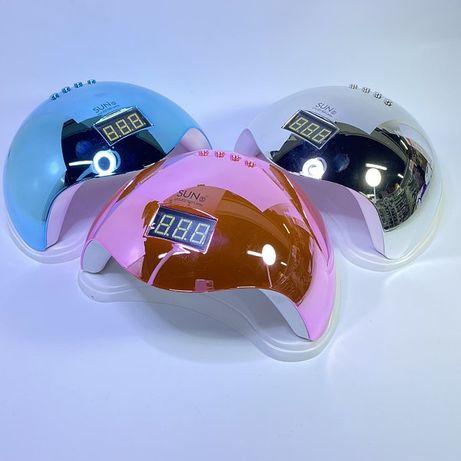 Розпродаж ламп для манікюру Sun 5, San 5, для сушки гель лака и геля