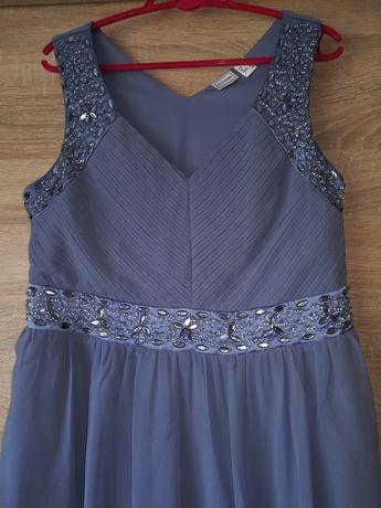 Sukienka wesele wizytowa sylwester Bonprix XL