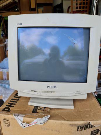 Stary monitor philips
