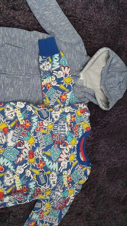 Bluzy dla chlopca 92