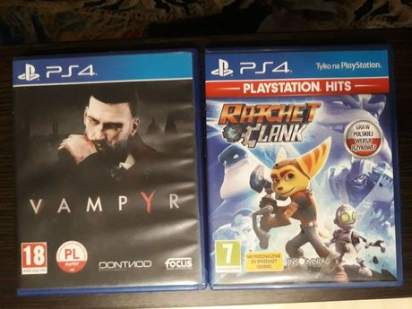 Vampyr, Ratchet and clank