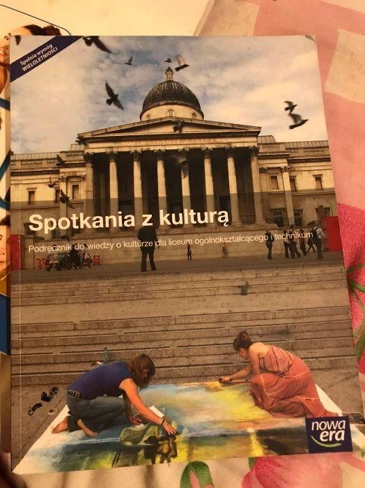 Spotkania z kulturą podręcznik do WOK Nowa Era Kraków - image 1