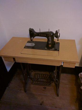 Antiguidades máquina de costura singer