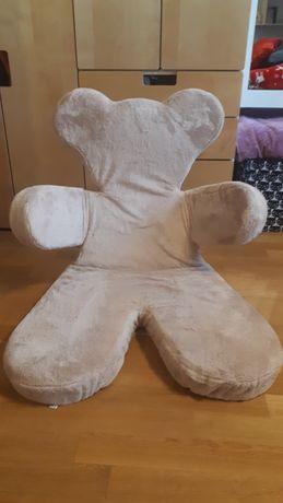Fotel miś dla dzieci - idealny prezent