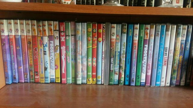 Dvds animados