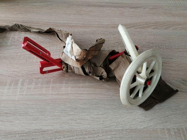 Kółka pomocnicze do dziecięcego roweru