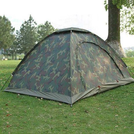 Duzy 4 osobowy wojskowy namiot. CENA Z WYSYŁKĄ