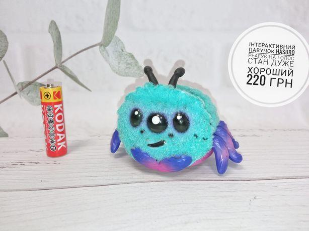Интерактивный паучок паук хасбро Hasbro