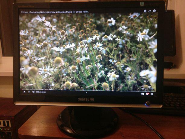Монитор Samsung SyncMaster 206BW