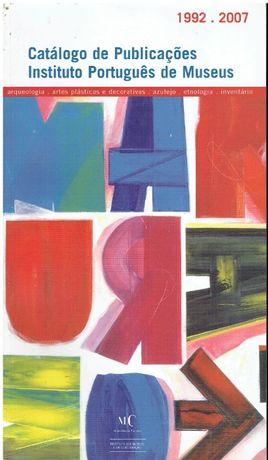 11150 Catálogo de publicações : Instituto Português dos Museus :