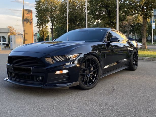 Ford Mustang GT 500 Tuning