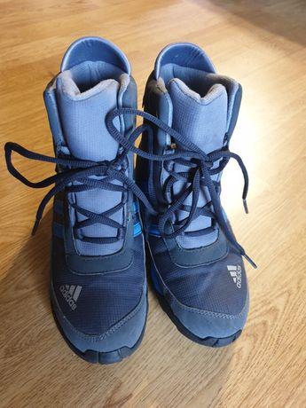 Dziecięce buty zimowe Adidas r. 35